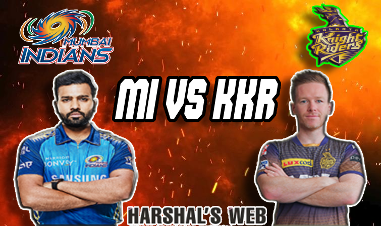 Mumbai Indians Vs Knight Riders