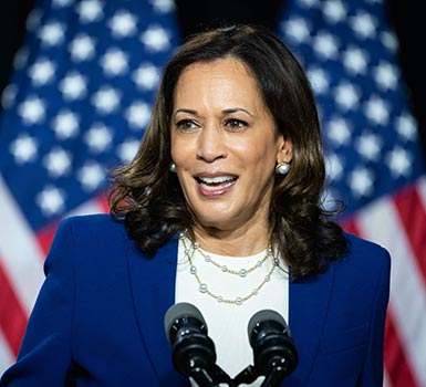 Another chapter opens in US politics: Vice President Harris